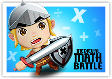 Medieval Math Battle
